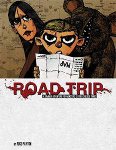 the front cover of Road Trip